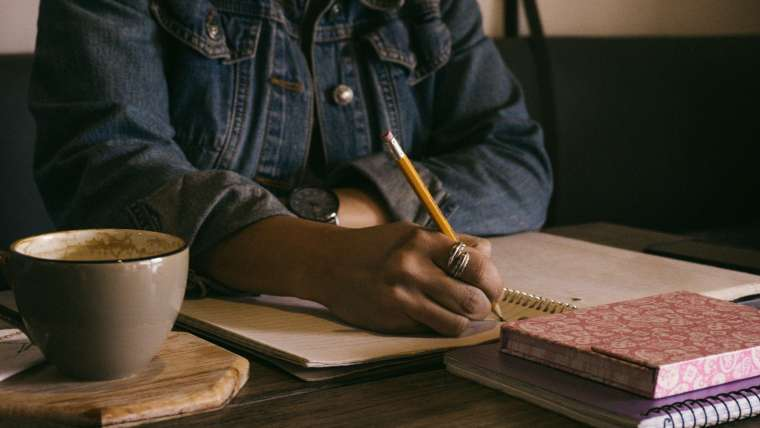 Five Tips to Overcome Writer's Block