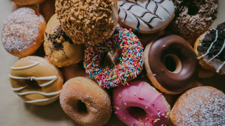 Artisan doughnuts