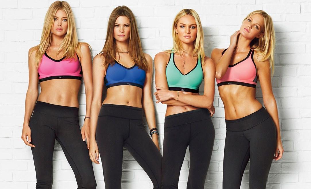 Victoria Secret's yoga clothes