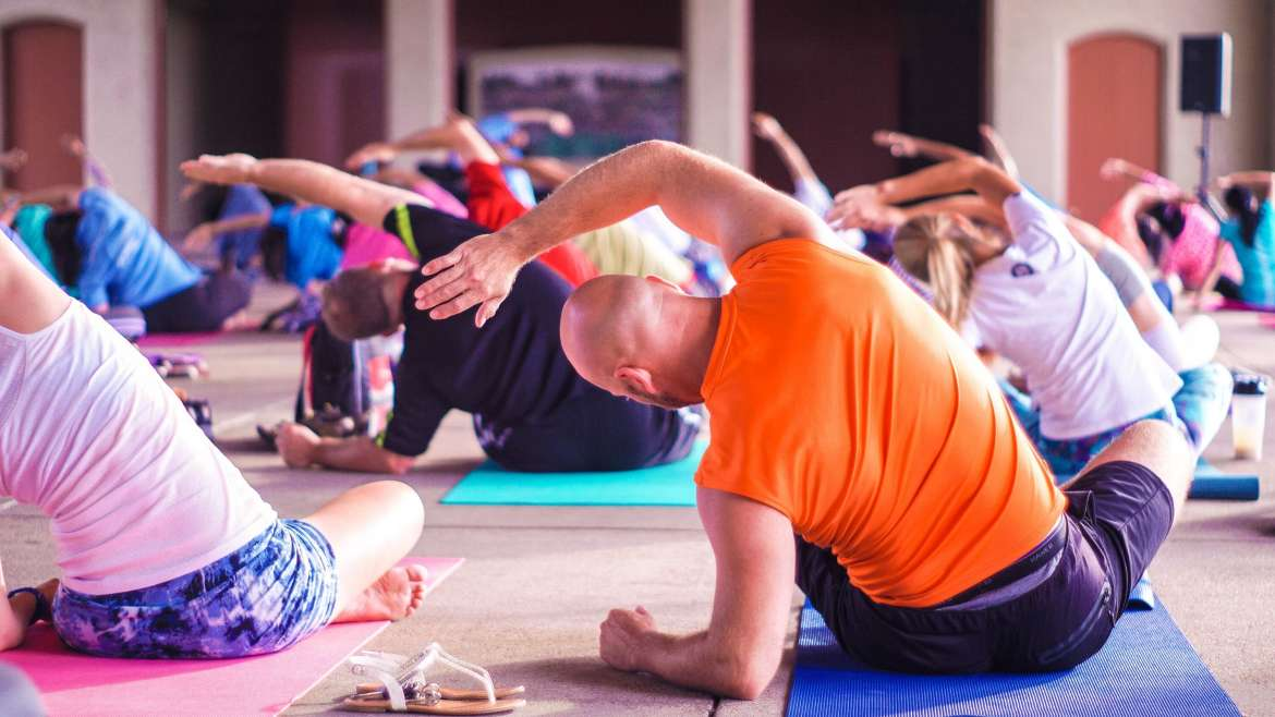 Five Proven Reasons Why Yoga is Good for Business